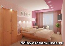 Дизайн комнаты девушки
