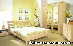 Дизайн спальни девушки